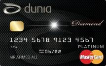DUNIA Diamond Card