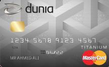DUNIA Titanium Card