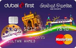 DUBAI FIRST Amazing Platinum Card