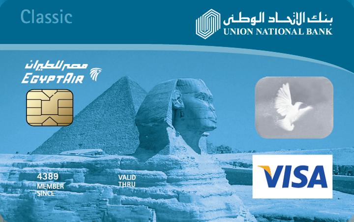 UNB Egypt Air Card
