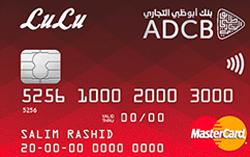 ADCB Lulu Standard Card