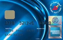American Express Dubai Duty Free Card