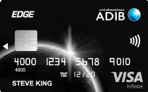 ADIB Edge Card Visa