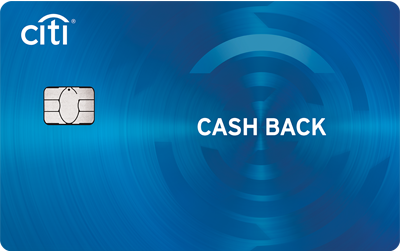 CITIBANK Citi Cashback Card