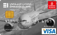 EMIRATES ISLAMIC Skywards Platinum card
