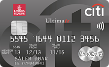 CITIBANK Emirates Ultimate Card