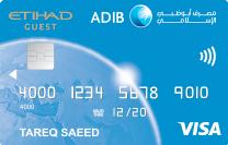 ADIB Etihad Guest Visa Classic Card