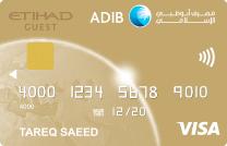 ADIB Etihad Guest Gold Card