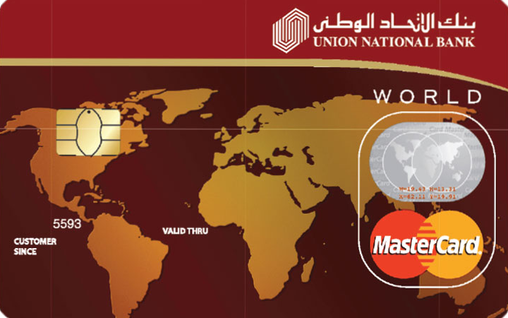 UNB World Mastercard
