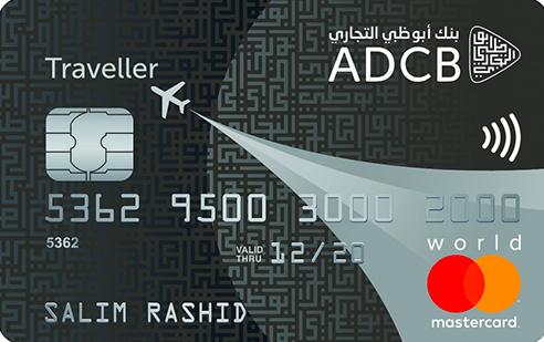 ADCB Traveller Mastercard