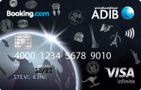 ADIB Booking.com Infinite Visa Card