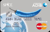 ADIB Spice Card