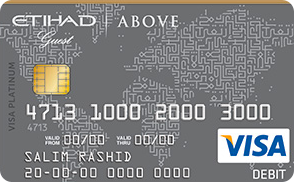ADCB Etihad Guest Above Platinum Card