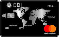CBI First World Mastercard