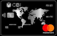 CBI First World Mastercard
