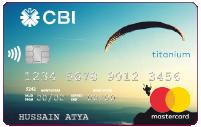 CBI Mastercard Titanium