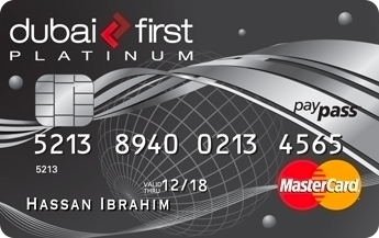 DUBAI FIRST Platinum Rewards Card