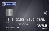 Emirates NBD Visa Infinite