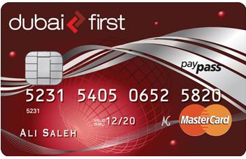 DUBAI FIRST Cashback Mastercard Classic