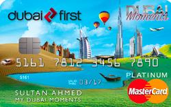 DUBAI FIRST Dubai Moments Platinum Card