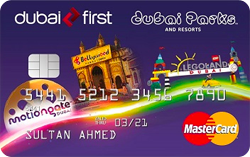 DUBAI FIRST Amazing World Card