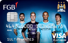 FGB Manchester City Platinum Card