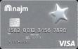NAJM Carrefour Cashback Silver Card