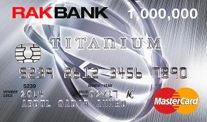 RAKBANK Titanium Card