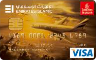 EMIRATES ISLAMIC Skywards Gold Card