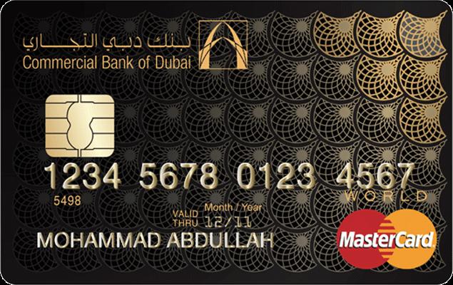 CBD World Mastercard